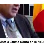 Entrevista a Jaume Roura y Javier de Ulacia en NADA 2013