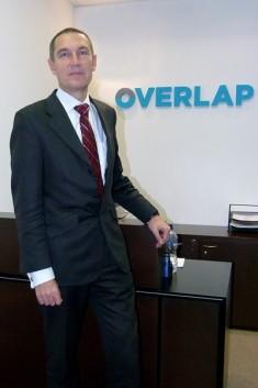 Ignacio Hernando Director General Overlap Perú
