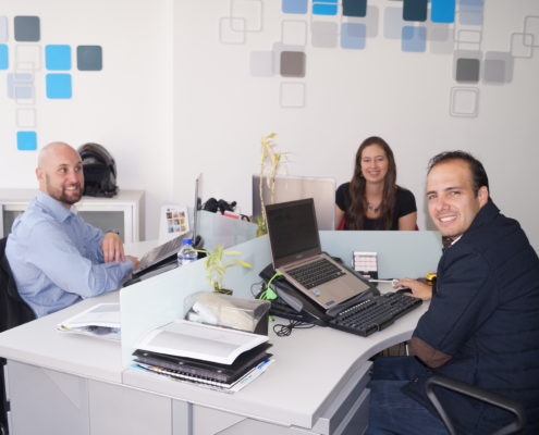 Oficina Bogotá