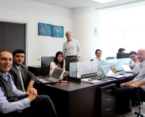 Oficina Overlap Lima